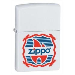 Briquet Zippo Vintage Logo