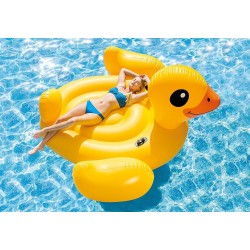 Mega Canard Chevauchable Intex