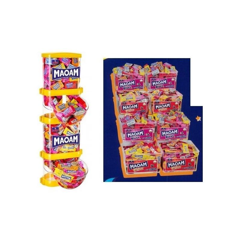 Colis Bonbons Haribo Maoam