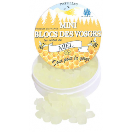 Mini Bloc des Vosges Miel