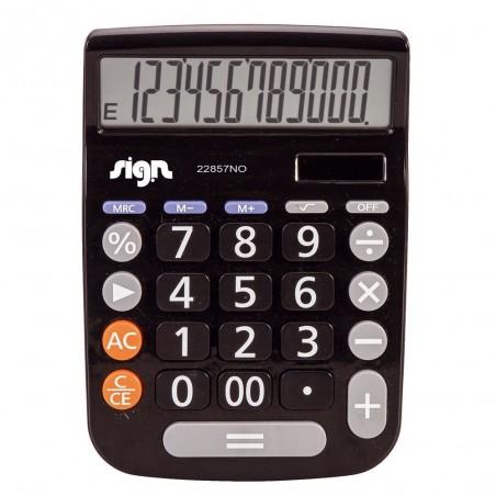 Calculatrice de Bureau Grande Touche