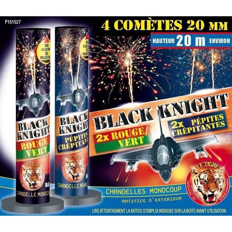 Chandelles Black Knight