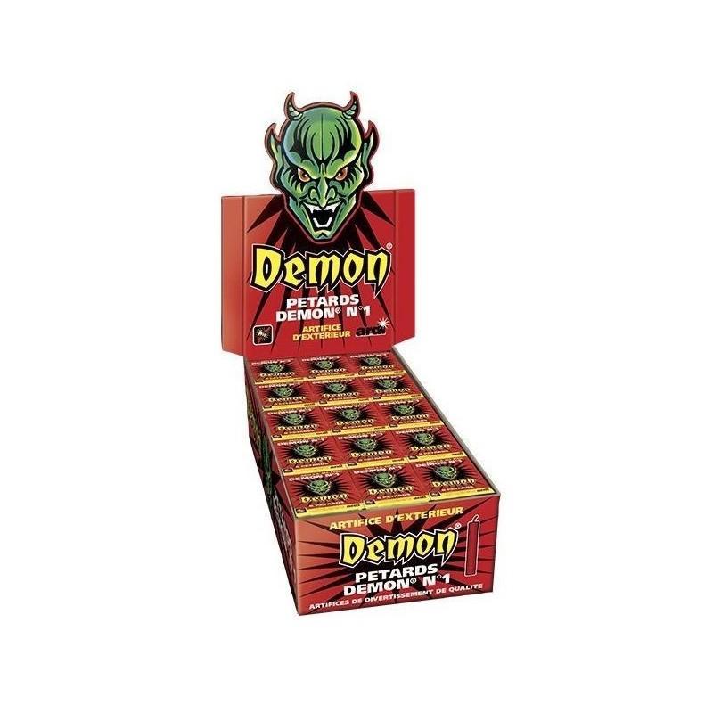 Pétard Demon N°1 x 20 Paquets Dispo 20 Juin