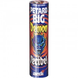 Pétard Demon Big Decibel Dispo 20 Juin