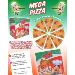 Bonbon Mega Pizza XL