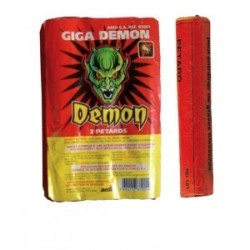 Pétard Giga Demon x 12 Paquets