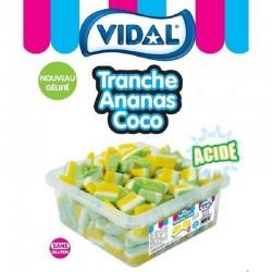 Bonbon Tranche Ananas Coco