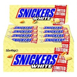 Snickers White Chocolat