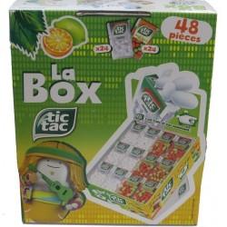 La Box Tic Tac 48 Boites 18...