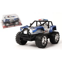 Buggy Police 20 cm Friction