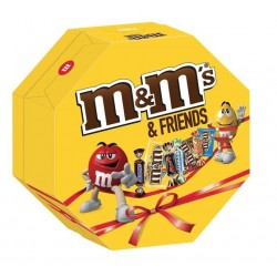 Box M&M's & Friends