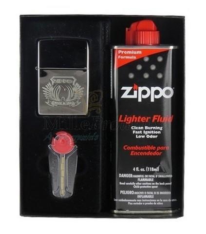 coffret-cadeau-briquet-zippo-shield