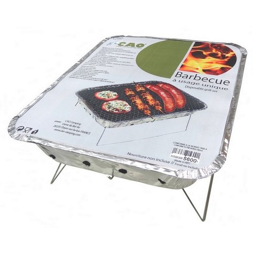 barbecue-jetable