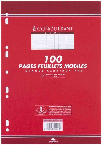100-pages-feuillets-mobiles-conquerant