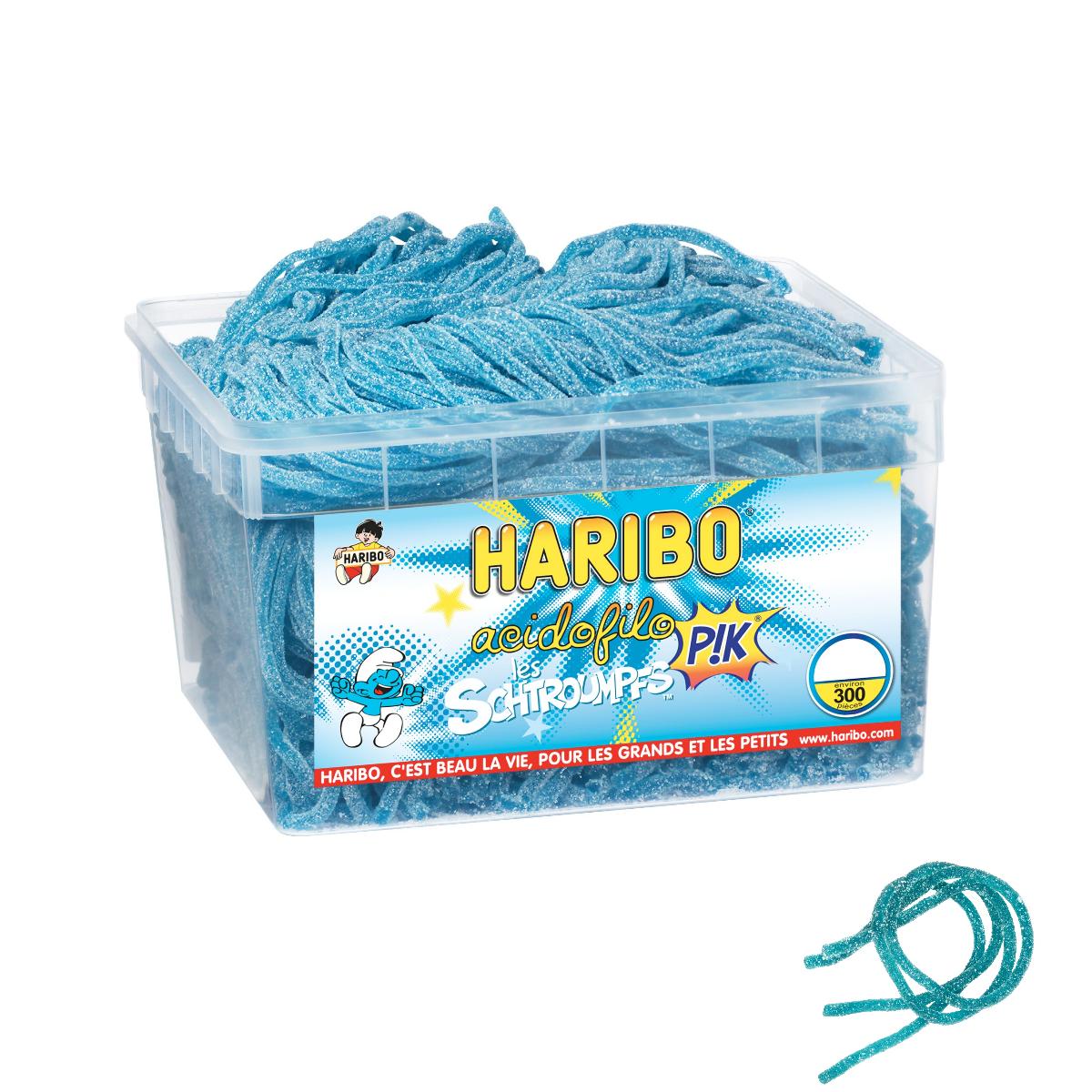 bonbon-haribo-acidofilo-Schtroumpfs -pik