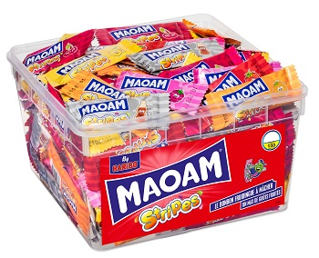 bonbon-haribo-maoam-stripes-pas-cher
