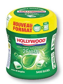 hollywood-chewing-gum-2 fresh-menthe-verte-chloro-bottle