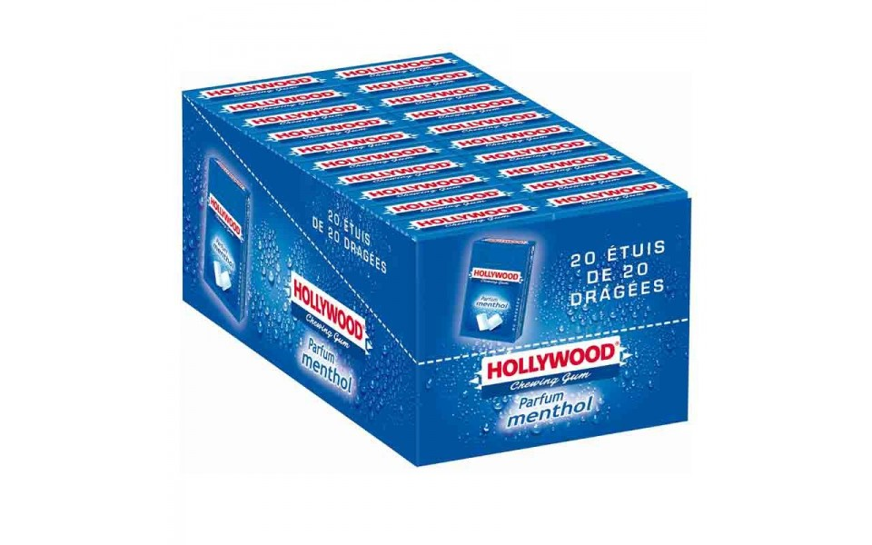hollywood-chewing-gum-Menthol
