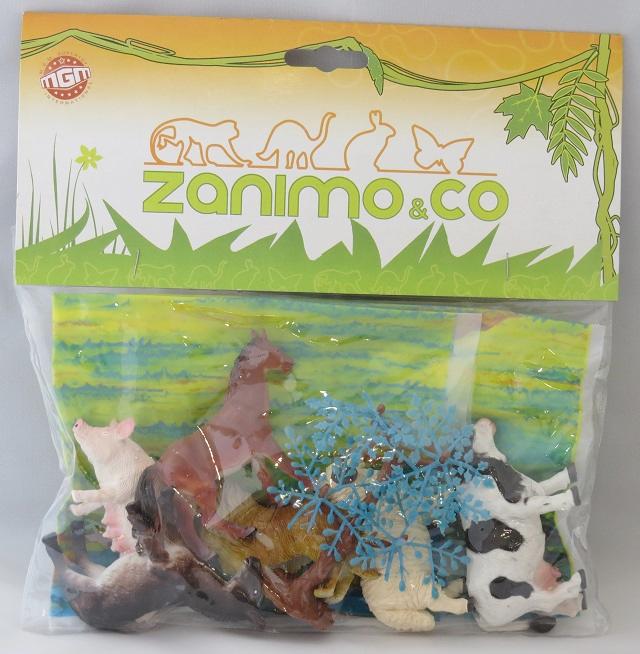jouet-sachet-animaux-de-la-ferme-avec-tapis