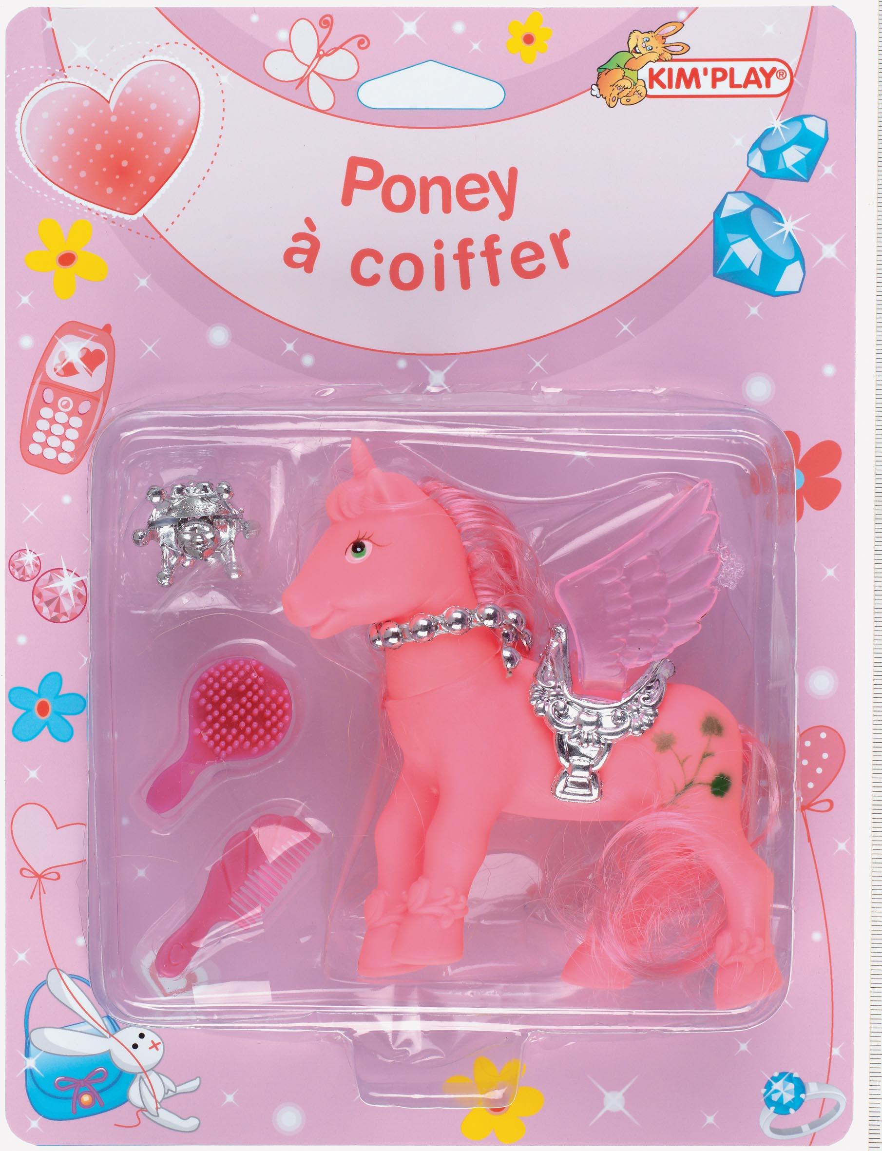 poney-à-coiffer