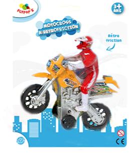 moto-de-course-à-friction-jouet