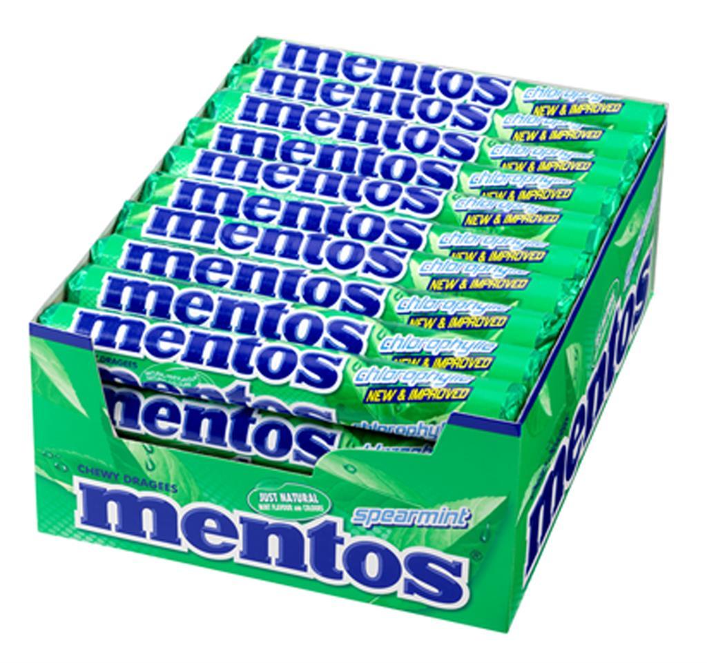 mentos-chlorophylle