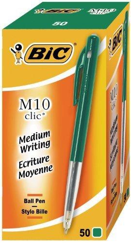 stylo-bic-m10-clic-vert