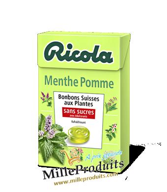 ricola-menthe-pomme