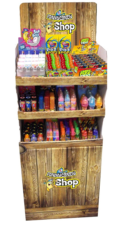 présentoir-de-bonbon-funny-candy-shop