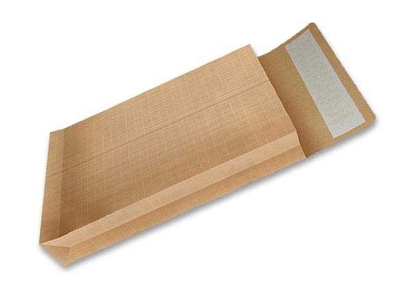 10 enveloppes kraft soufflet 22 x 32 cm for Enveloppe c4 avec fenetre