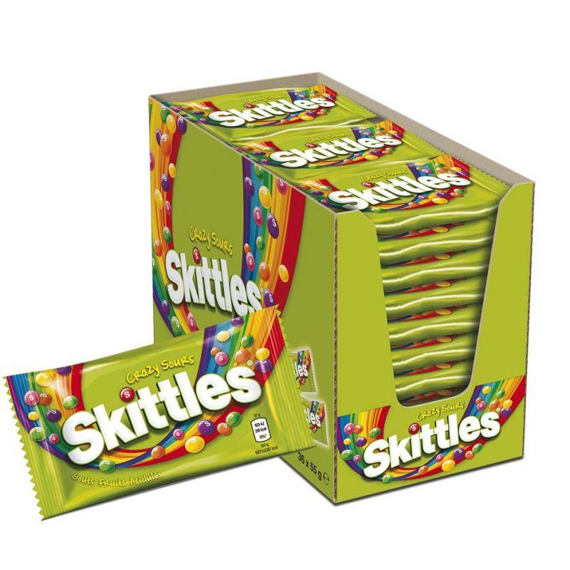 bonbon-skittles-crazy-sours-pas-cher