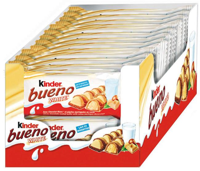 kinder-bueno-White