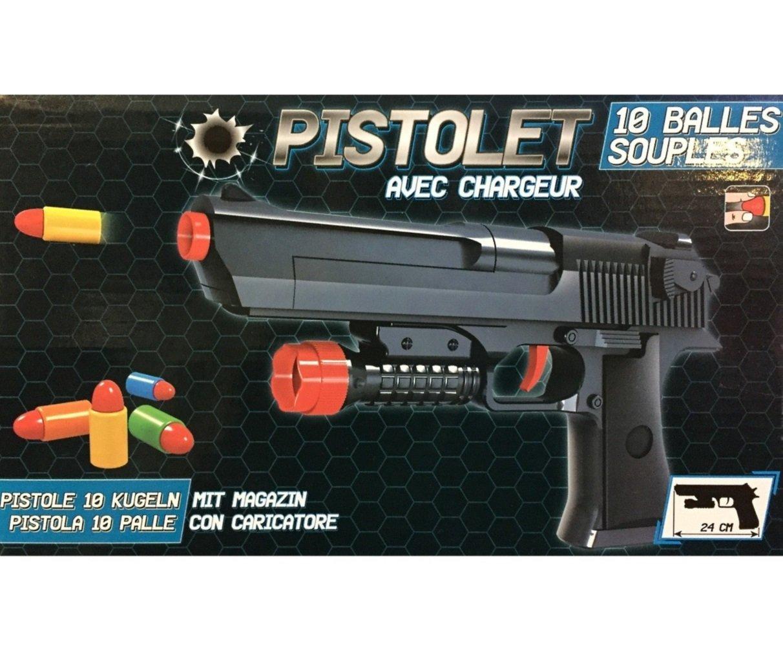pistolet-avec-balles-en-mousse-pas-cher